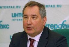 Wicepremier Rosji Dmitrij Rogozin.