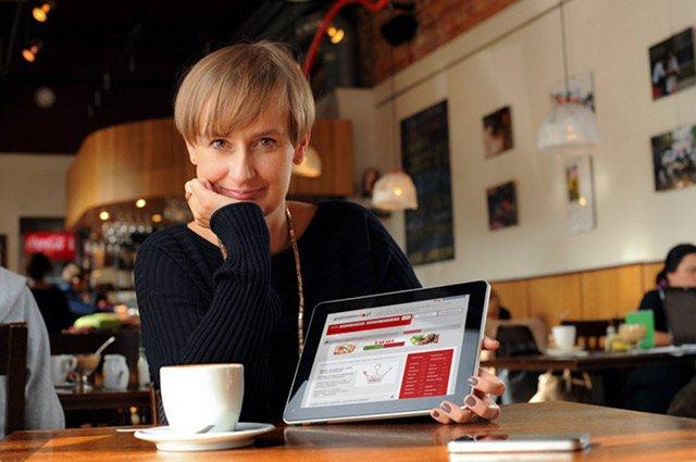 Ola Lazar, twórczyni Gastronautów, sprzedała swój portal indyjskiemu gigantowi zomato.com.