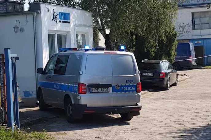 Młoda kobieta została zabita strzałem w głowę w pralni w Gorzowie Wielkopolskim.