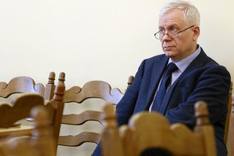 Marek Jurek po raz kolejny rozwodzi się z PiS.