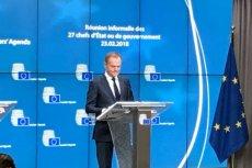 Donald Tusk ocenił kryzys dyplomatyczny wywołany ustawą o IPN.