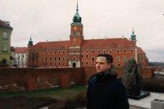 Patrick nagrał film o Polsce. Obejrzało go już ponad milion internautów.