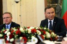 Krzysztof Szczerski powiedział, że większość komisarzy decydujących o uruchomieniu art. 7 wobec Polski nigdy nie była w naszym kraju. Słowa te sprostowała już na Twitterze KE.
