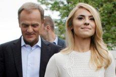 Kasia Tusk zazwyczaj nie komentuje polityki. Tym razem wsparła protesty przeciwko rzekomej reformie sądów.