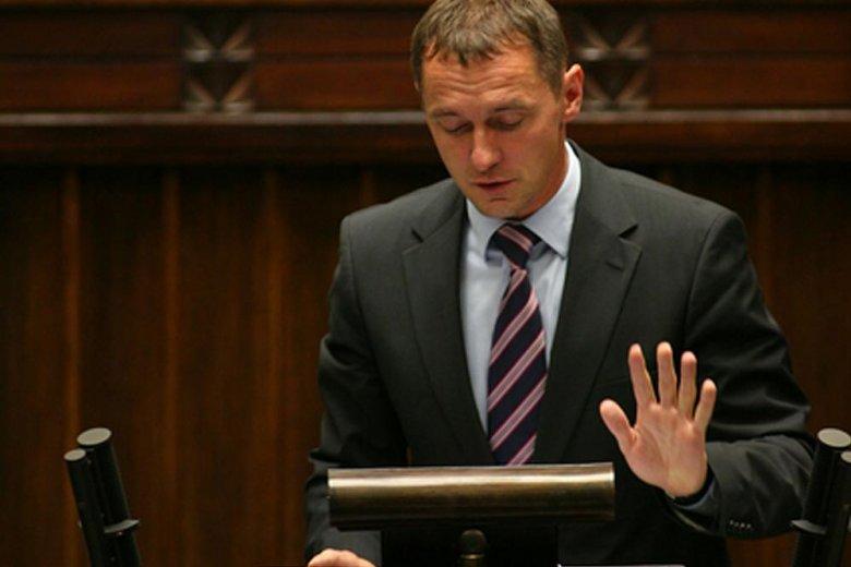 Maciej Orzechowski, poseł Platformy Obywatelskiej