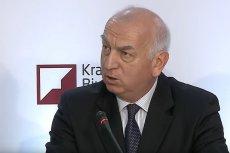 Szef PKW Wiesław Kozielewicz mówił o systemie głosowania w Polsce... testowanym na przedszkolakach.