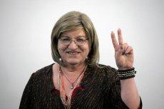 Posłanka Anna Grodzka, to ona złożyła projekt ustawy o uzgodnieniu płci