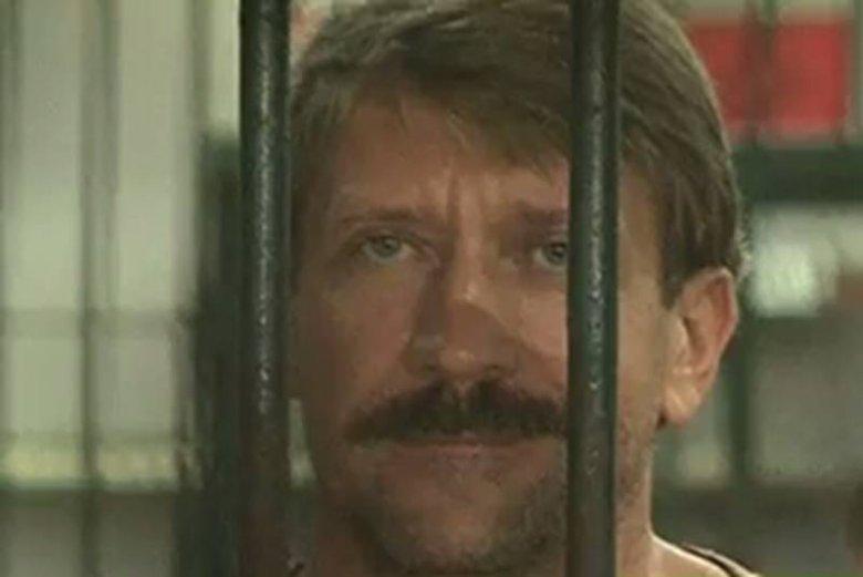 Wiktor But został skazany na 25 lat pozbawienia wolności