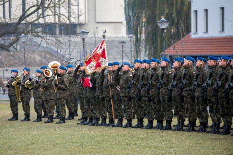Wojska Obrony Terytorialnej rozwijająsięznacznie wolniej niż zakładano.