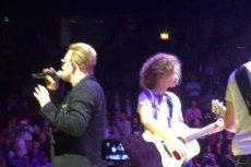 Dwóch Polaków zagrało z U2.