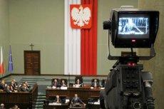 Sejm. Debata dotycząca sprawy Amber Gold