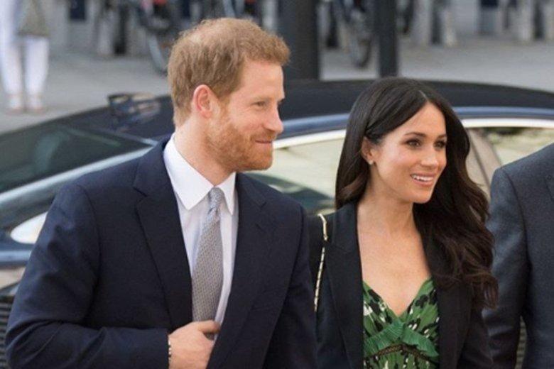 Syn księcia Harry'ego i Meghan Markle urodził się 6 maja.