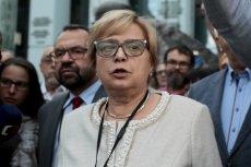 Małgorzata Gersdorf, pierwsza prezes Sądu Najwyższego jest od poniedziałku na urlopie.