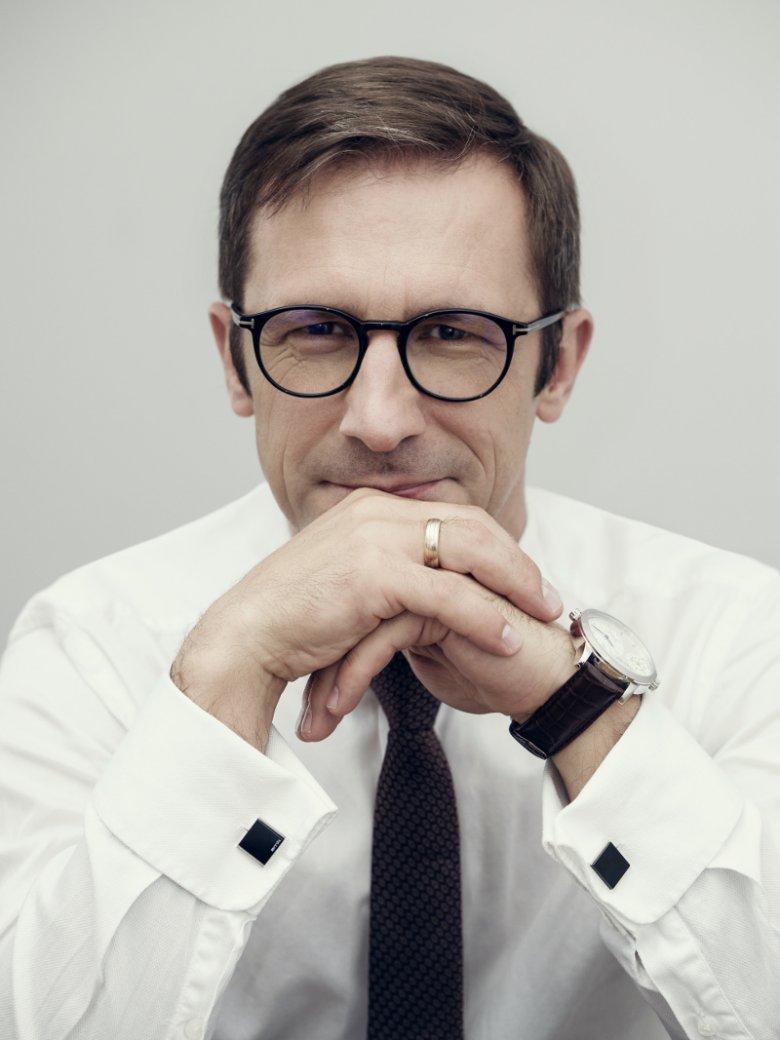 Adam Mamok – Dyrektor Zarządzający Essilor Polonia