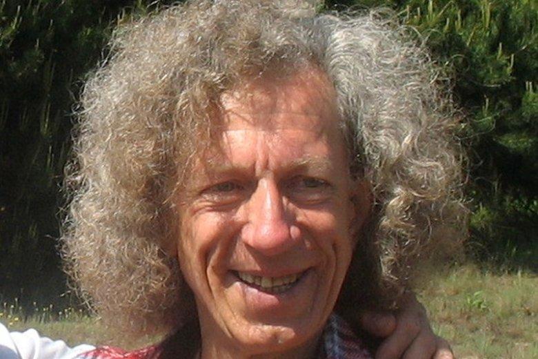 Jacek Gryszkiewicz boso przez cały rok chodzi od prawie 20 lat.