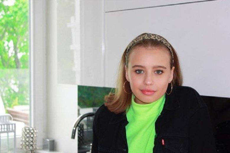 Oliwia Bieniuk na razie skupia się na nauce i zdaniu matury. Potem może zacząć karierę aktorską.