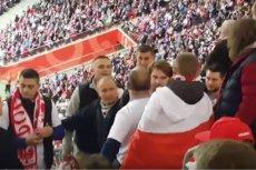 Dla tej grupki widowisko piłkarskie nie było najważniejsze.