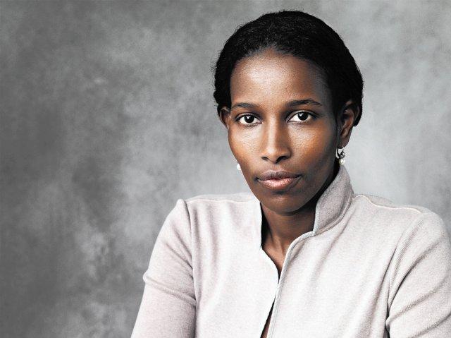 Ayaan Hirsi Ali - nie wahająca się krytykować stosunku islamu do kobiet wolnomyślicielka, wyklęta przez zwolenników politycznej poprawności