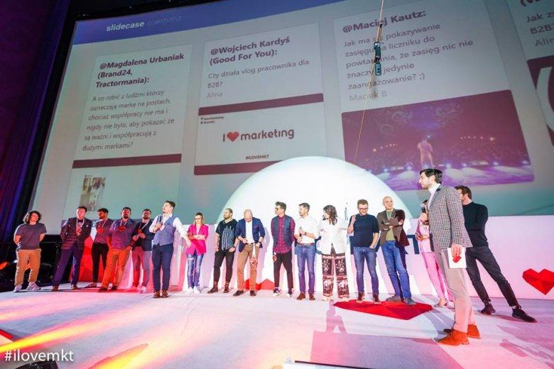W najbliższej edycji konferencji I Love Marketing weźmie udział 72 prelegentów