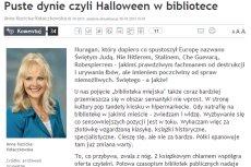 """Anna Kozicka-Kołaczkowska, publicystka """"Rzeczpospolitej"""", stała się pośmiewiskiem sieci i środowiska dziennikarzy przez tekst o Czterech Skoczniach"""