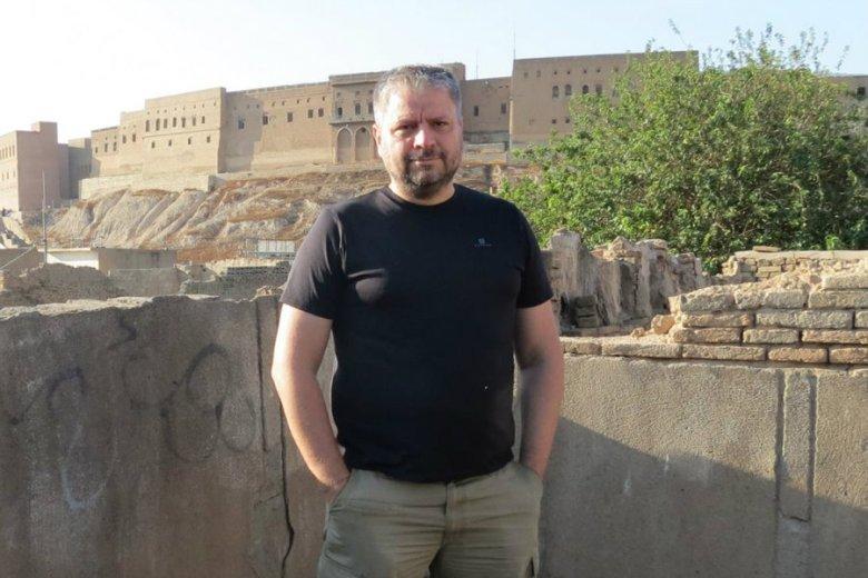 Jednym z zatrzymanych w Syrii dziennikarzy jest Witold Repetowicz, współpracownik TVP.