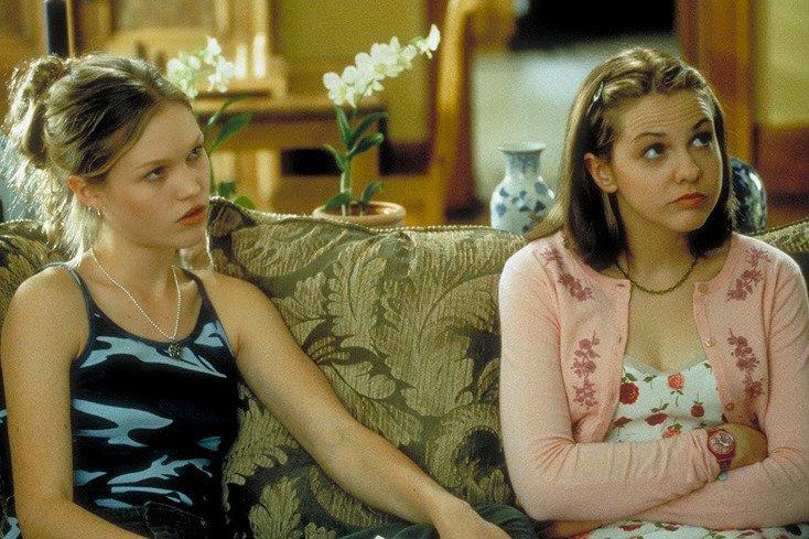 Siostry często są tak różne, że zupełnie nie potrafią się dogadać