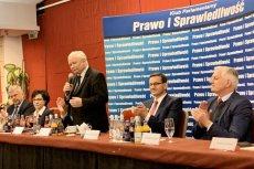 Jarosław Kaczyński nadał członkom swojej partii przydomki.