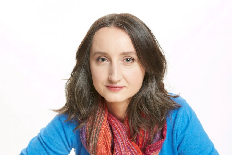"""Marta Abramowicz jest autorką książki """"Dzieci księży. Nasza wspólna tajemnica""""."""