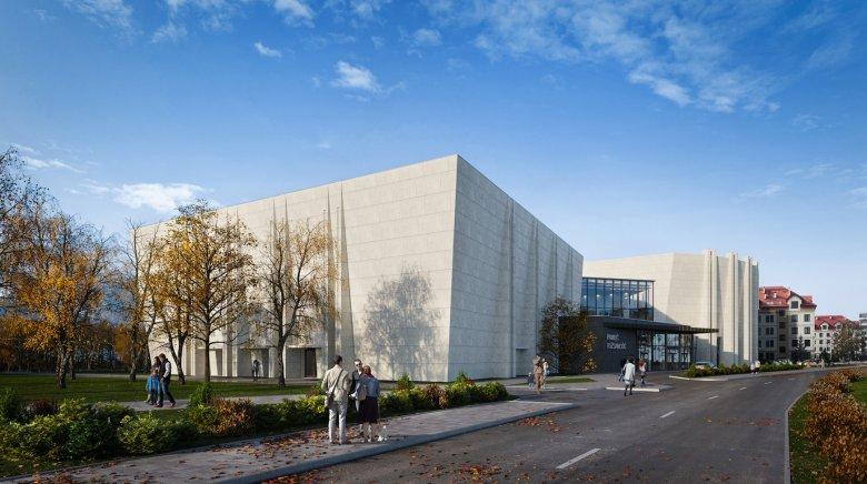 """Tak ma wyglądać muzeum, które resort kultury współprowadzi z Fundacją """"Lux Veritatis""""."""