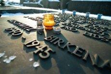 Policja zatrzymała 19-letniego obywatela Izraela, którzy zbezcześcił pomnik ofiar KL Auschwitz.