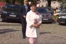 Beata Szydło gwiazdą na święceniach syna.