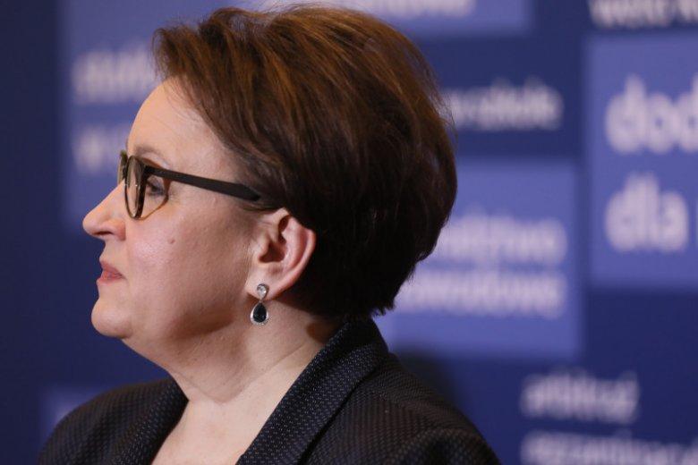 NIK miażdży w swoim raporcie Annę Zalewską i jej reformę.