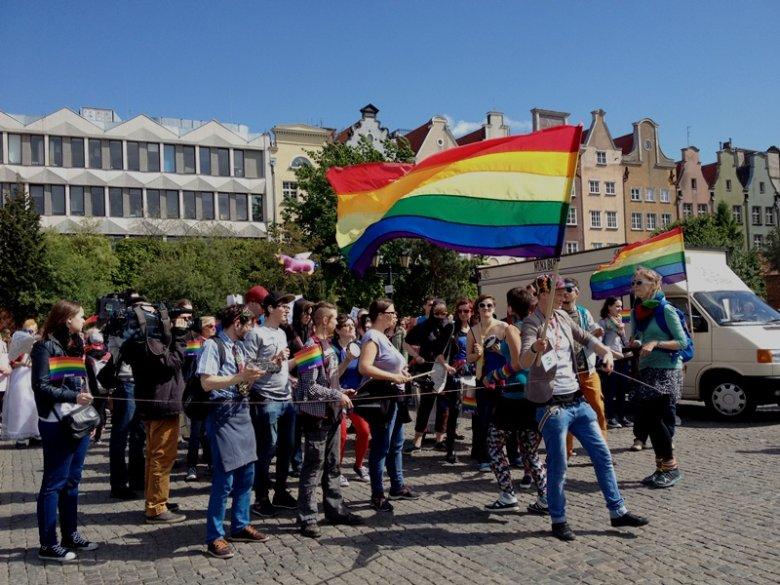 Trójmiejski Marsz Równości 2015