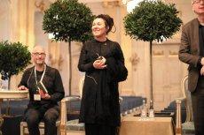 Olga Tokarczuk odbierze Nagrodę Nobla we wtorek