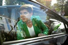 Beata Szydło jeździła wraz z mamą do warszawskiego szpitala przy ul. Szaserów. SOP odniosła się do sprawy.