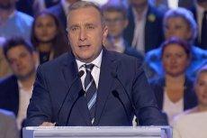 Grzegorz Schetyna podczas spotkania z działaczami PO przekonywał, że przeprowadzenie prawyborów jest koniecznością.