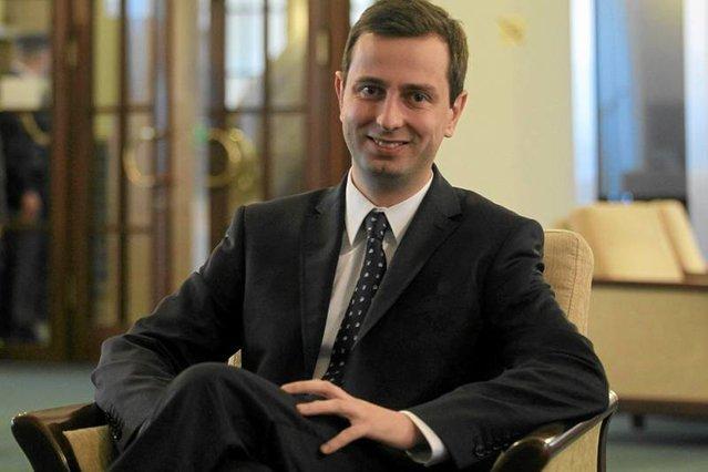 Nowy szef PSL ma zaledwie 34 lata, ale już drugi raz został posłem, od czterech lat sprawuje też urząd ministra.
