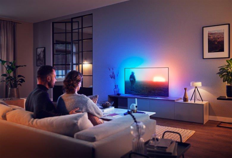Inteligentny telewizor? Philips 55OLED854
