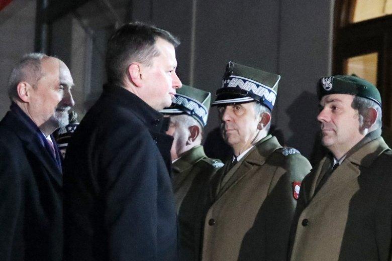 Mariusz Błaszczak kilka tygodni temu zastąpił Antoniego Macierewicza na stanowisku szefa MON. Jednym z jego nowych zadań jest dalszy rozwój WOT.