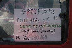 Takie ogłoszenia w Myszkowie słono kosztują.