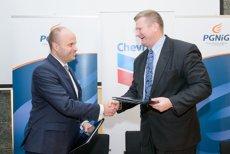 PGNiG i Chevron planują wspólne poszukiwania gazu z łupków w Polsce.