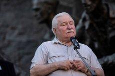 Lech Wałęsa znów mówi o braciach Kaczyńskich.