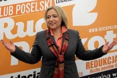 Wanda Nowicka będzie reprezentować w Sejmie nową partię Janusza Palikota