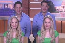 Dwie pary bliźniąt jednojajowych: siostry Brittany i Briana Deane oraz bracia Josh i Jeremy Slayers wzięli ślub. Ale to nie jedyny taki przypadek w historii.