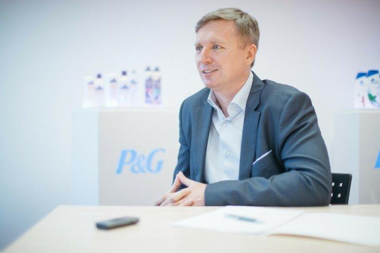 """""""Gdy popatrzy się na P&G i statystyki tego, ile czasu zajmuje dojście do pewnego poziomu – menedżera, dyrektora, wiceprezesa – widać, że dla tych, którzy są naprawdę dobrzy w tym, co robią, ścieżki kariery w naszej firmie są bardzo dynamiczne"""""""