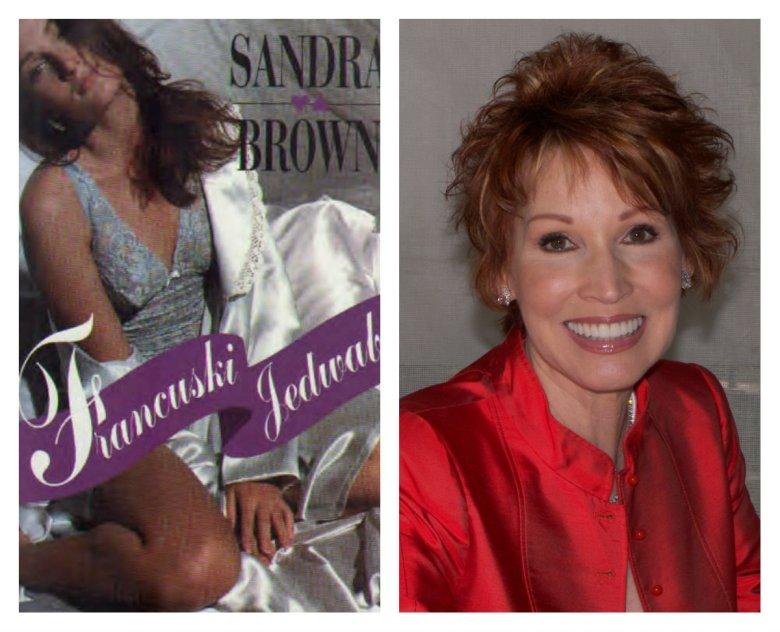 Sandra Brown jest mistrzynią łączenia romansu z kryminałem.