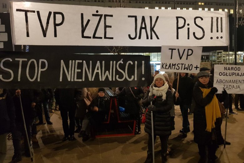 To co zrobiło TVP po śmierci Pawła Adamowicza, przelało czarę goryczy.