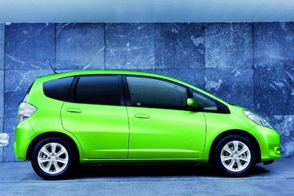 Honda Jazz Hybrid - cena od 72800 zł