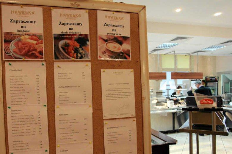 W polskim parlamencie obsługą gastronomiczną zajmie się francuski koncern Sodexo.