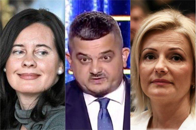Violetta Porowska, Krzysztof Sobolewski i Anna Pieczarka to nowe twarze PiS na wybory na jesieni.